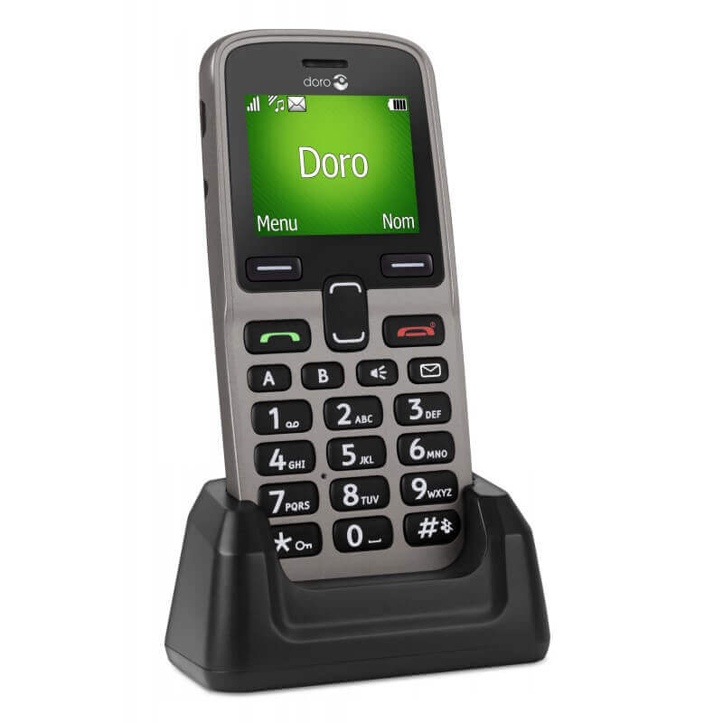 doro 5030 doro phoneeasy t l phone portable grosses touches. Black Bedroom Furniture Sets. Home Design Ideas